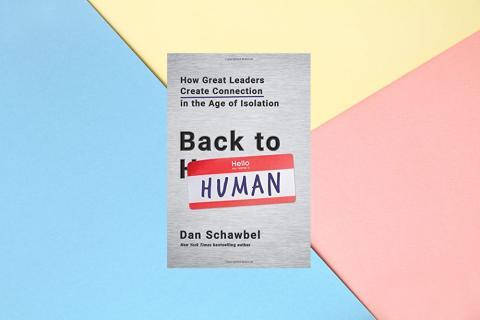Back to human libro