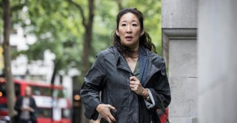 Oh is the star on 'Killing Eve.'