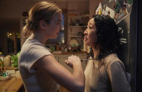 """Killing Eve"" is one of the best new shows of the year."