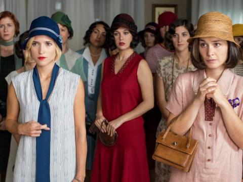 """Cable Girls"" has three seasons."