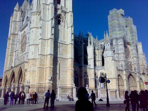 Catedral de Santa María de Regla (León, Castilla y León)