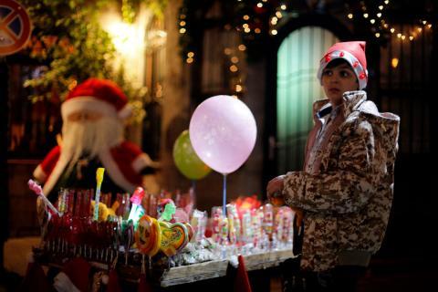 En diciembre, los españoles nos gastamos 11,30 euros de media en dulces navideños...
