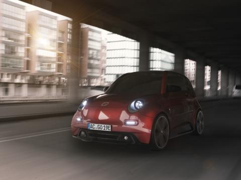 Ego Life un coche eléctrico por menos de 20.000 euros