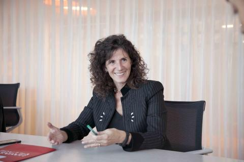Ester García Cosín, directora general de Havas Media Group España