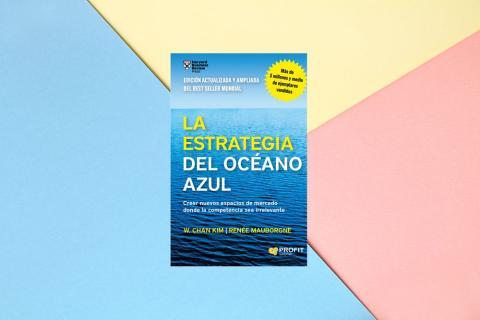 LA estrategia del océano azul libro