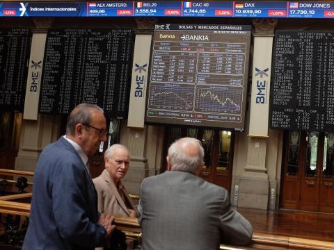 """Eurozone crisis 2.0"""