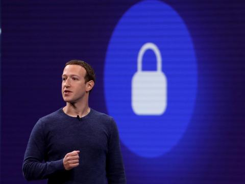 Zuckerberg's leadership again came into question in November 2018, when an explosive New York Times report said Facebook knew about Russian efforts to interfere in the US election as early 2016, but waited more than a year to
