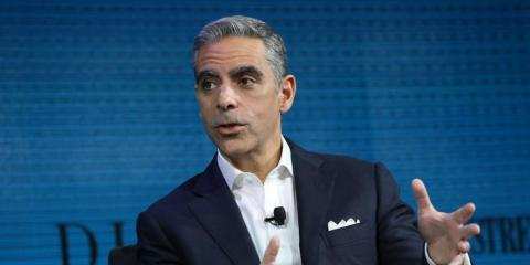 Facebook's blockchain boss, David Marcus.
