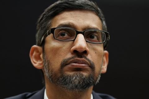 Google CEO Sundar Pichai announced in June a set of principles that would guide the company's future work on artificial intelligence.