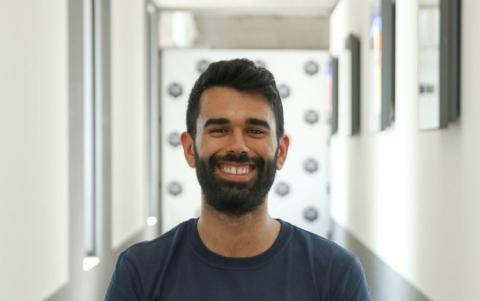 Guillermo Martínez, UX/UI Teacher Assistant en Ironhack Lisboa