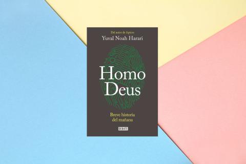 Homo Deus libro