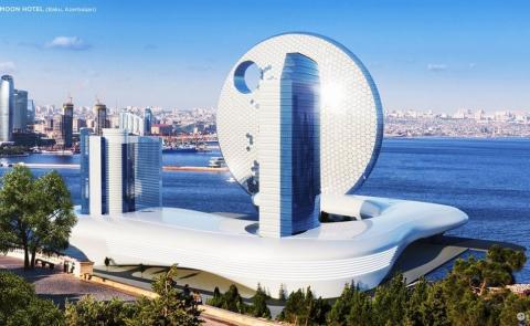 Hotel Full Moon, Azerbaiyán