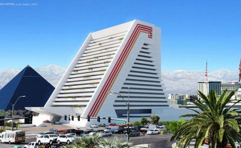 Hotel Xanadú, Las Vegas