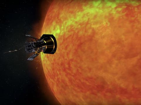 Humans came closer to touching the sun than ever before, after the Parker Solar Probe launched in November.
