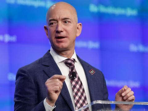 """I think frugality drives innovation, just like other constraints do. One of the only ways to get out of a tight box is to invent your way out."" — Jeff Bezos, CEO of Amazon"