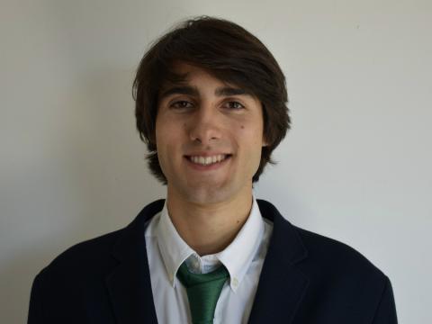 Ignacio Rodríguez, estudiante de ADE, Marketing y Gestión Comercial en ESIC