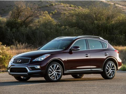 It replaced the long-serving first-generation QX50 that began life more than a decade ago as the EX.