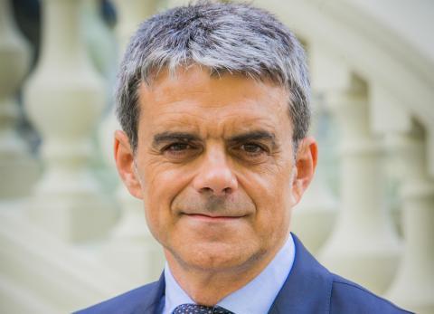 Jaime Malet, presidente de la Cámara de Comercio de Estados Unidos en España.