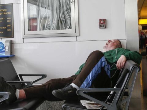 Jet lag can make travel a lot harder.