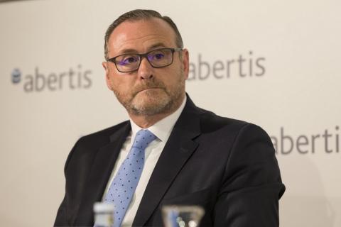 José Aljaro, consejero delegado de Abertis