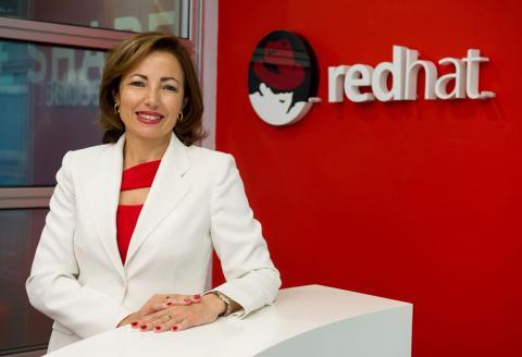 Julia Bernal country manager RedHat España