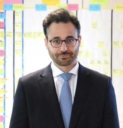 Julio Deglané, consultor de negocio en Banco Santander