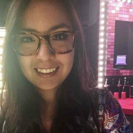 Karla Espinoza, estudiante de marketing en la Universidad Rey Juan Carlos y Customer Service Representative en Deliveroo