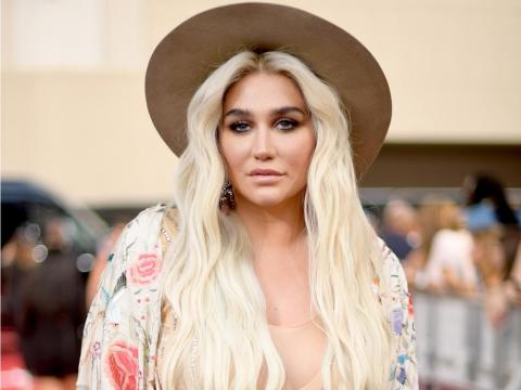 "Kesha overcame a restrictive record deal and legal battle to launch her comeback album, ""Rainbow."""