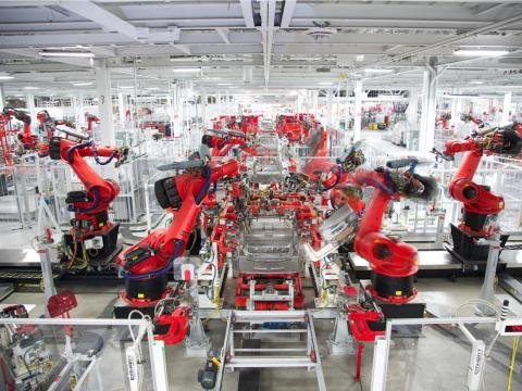 It will transform Tesla's manufacturing process.