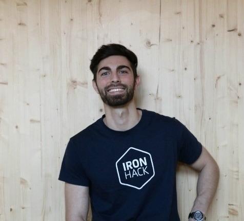 Lucas Fernández, fundador de la startup Segno IT