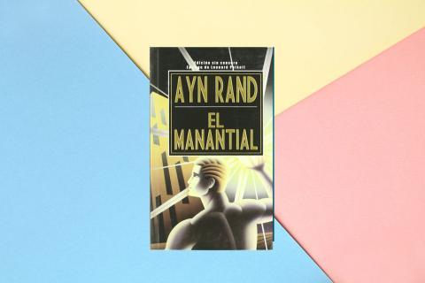 El manantial libro