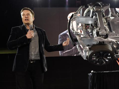 MARCH: Tesla could reveal the Model Y crossover SUV — and pay off convertible bonds.