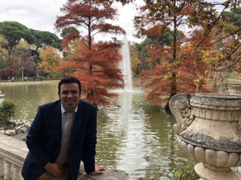 Miguel Hormaechea, Sales Account en Micro Focus