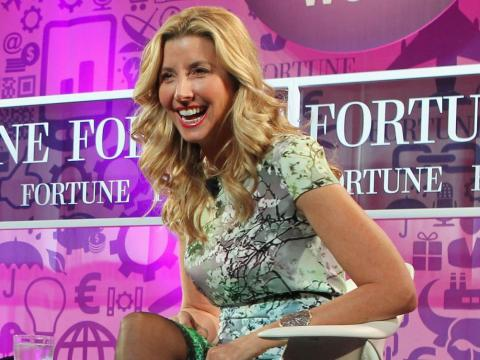 """Money makes you more of who you already are."" — Sara Blakely, founder of Spanx"