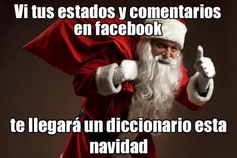 Navidad meme