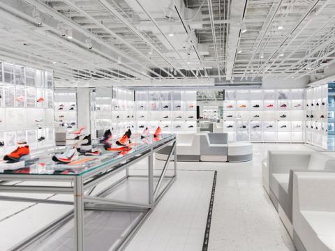 Nike está cambiando el modo en el que compramos zapatillas.