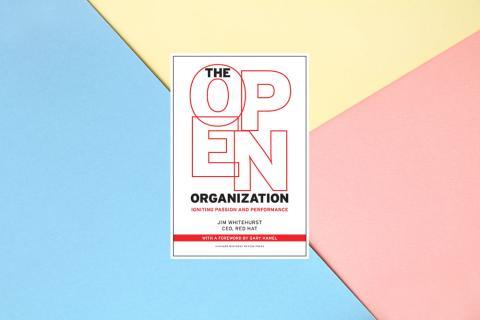 Open Organization libro