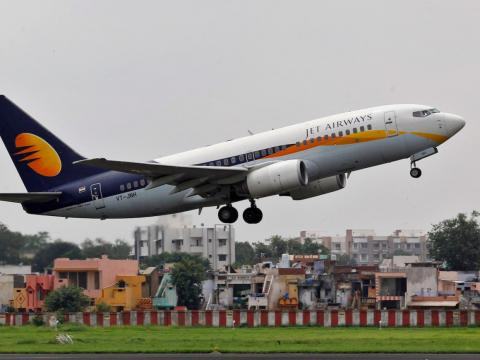 Passengers on a Jet Airways flight ended up with bloody ears and noses after pilots forgot to pressurize the plane (September)
