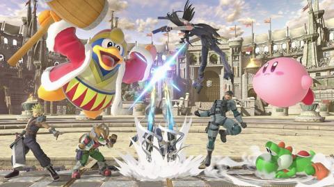 """""""Super Smash Bros. Ultimate"""" fue uno de los juegos más importantes de Nintendo Switch el pasado año."""