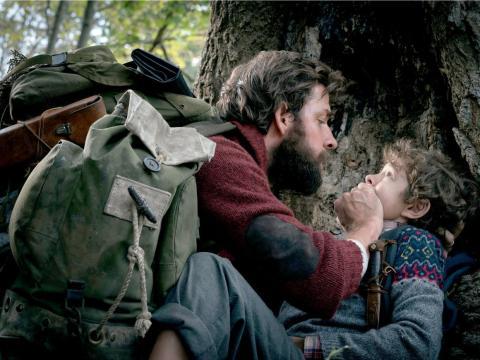"""John Krasinski stars in """"A Quiet Place."""""""