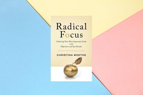 Radical Focus libro