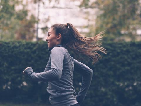 no necesitas ir al gimnasio para estar en forma.