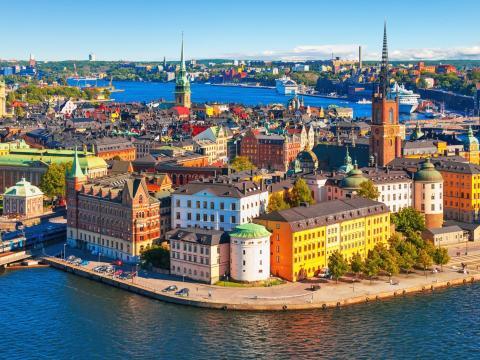 crece el número de multimillonarios suecos.