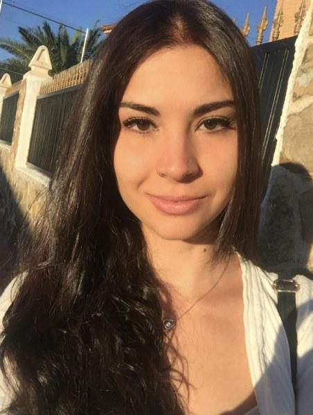 Sara Valeria Pairoa, estudiante de marketing en la Universidad Rey Juan Carlos