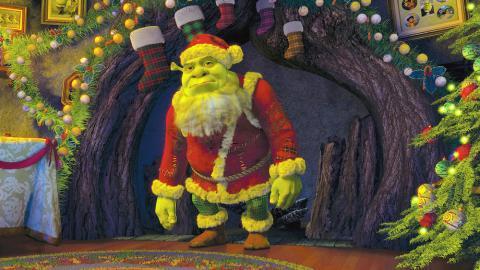 Shrekete, Feliz Navidad