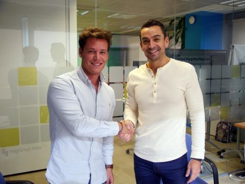 SocialDrive y Axel Springer