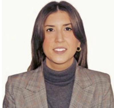 Sofía Gómez, analista de relación con inversores en Ferrovial