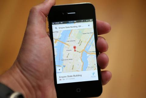 Some apps can track your phone's location more than 14,000 times a day — here's how to turn that off if you own an iPhone or Android