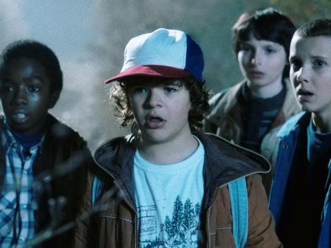 """Stranger Things"" continues to be a fan favorite."