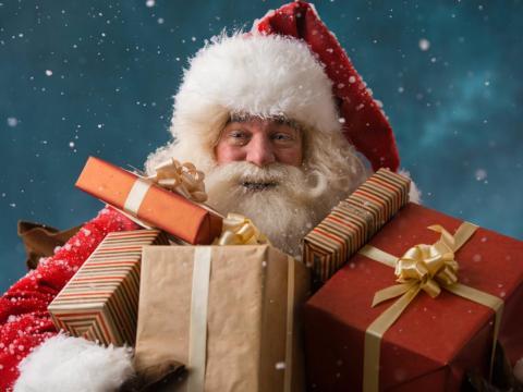 La versión de Papá Noel que la mayoría del mundo conoce.